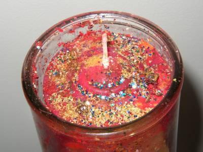 ALL GOOD LUCK - POWER OF FAITH - Candles
